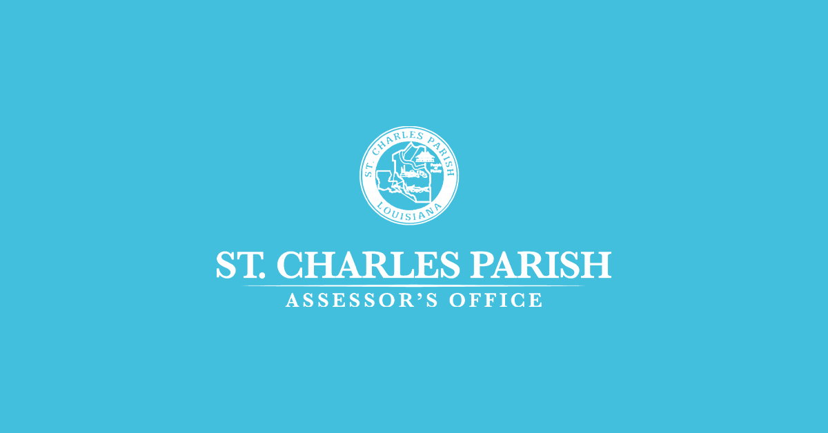St. Charles Parish Assessor's Office Logo