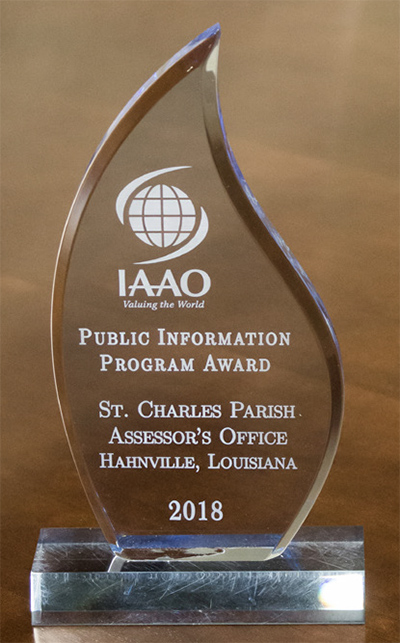 Public Information Award